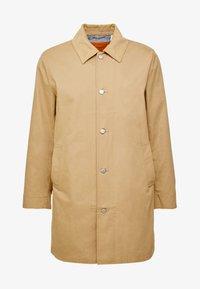 LONG UTILITY COAT - Krátký kabát - harvest gold