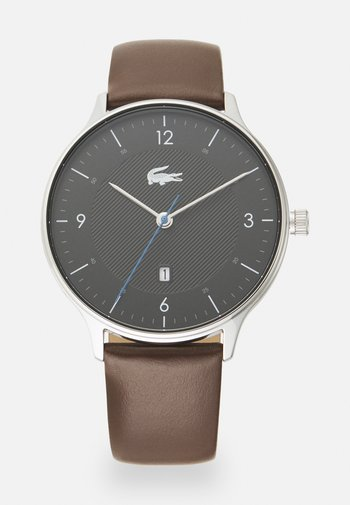 CLUB - Watch - brown/black