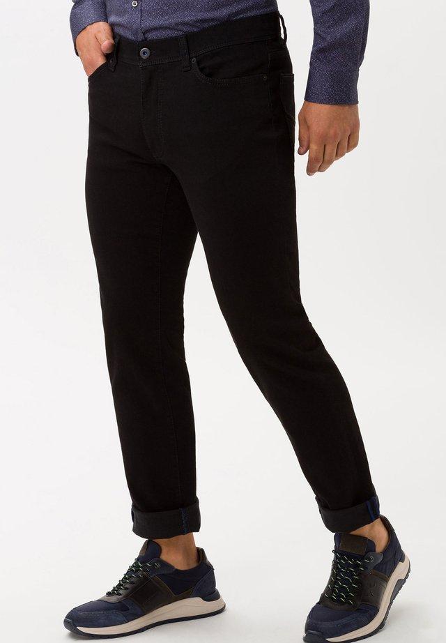 STYLE CADIZ - Straight leg jeans - black stone clean