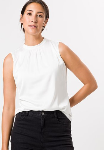 Blouse - offwhite