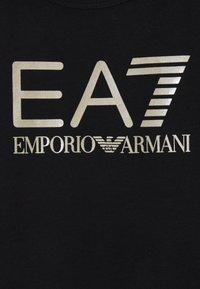 EA7 Emporio Armani - Top - black - 2