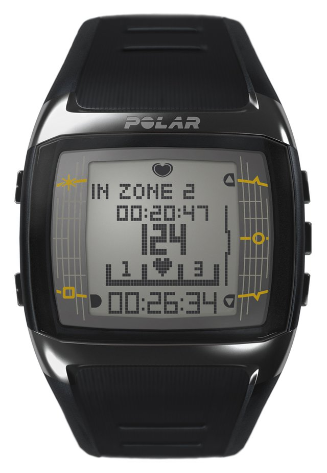 FT60M - Heart rate monitor - black/white