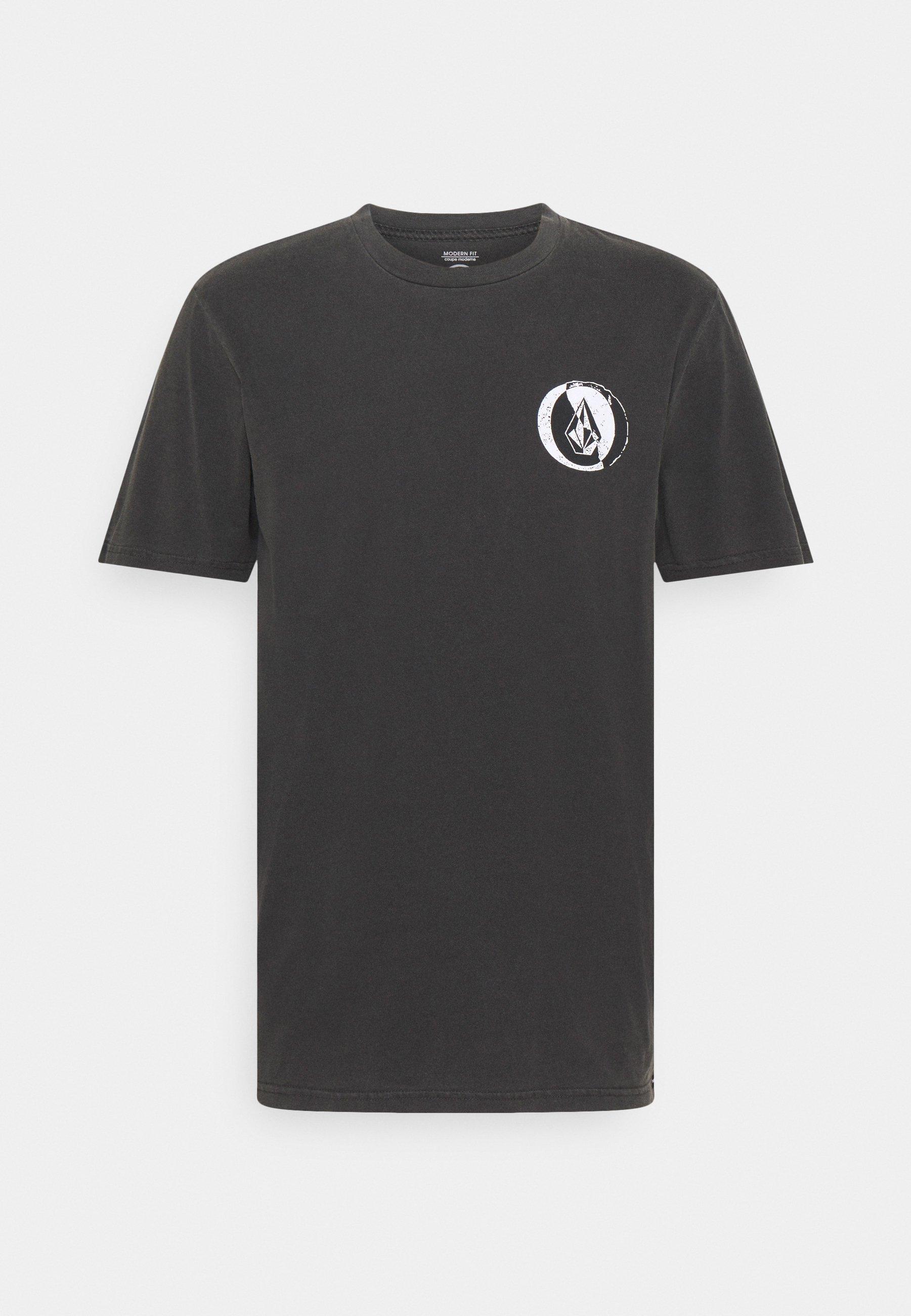 Homme STONE SPLIT TEE - T-shirt imprimé