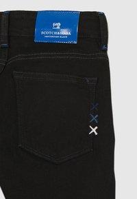 Scotch & Soda - TACK - Jeans Skinny Fit - black out - 2
