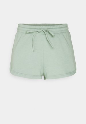 Shorts - smoke green