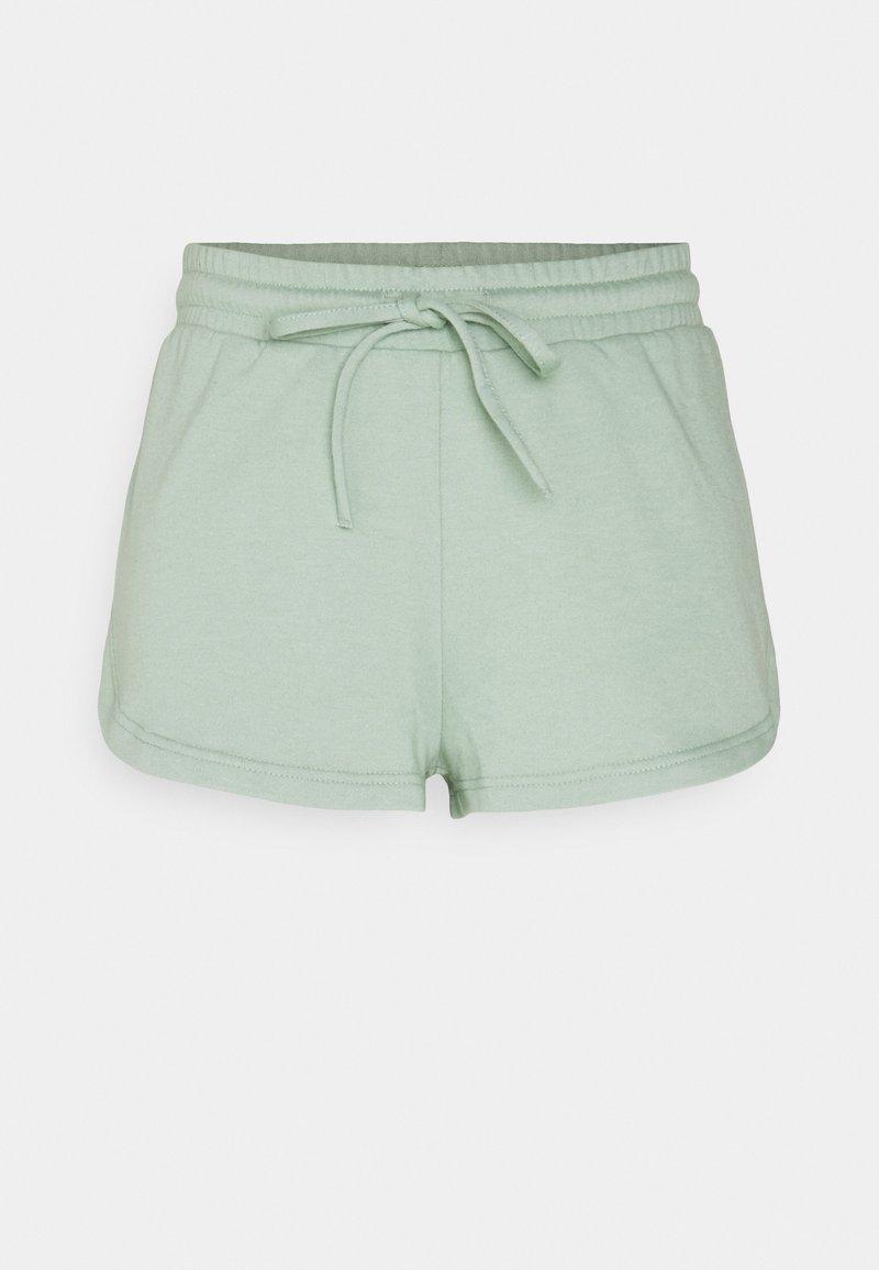 South Beach Petite - Shorts - smoke green