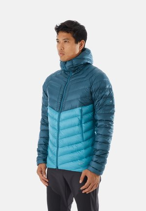 BROAD PEAK  - Winter jacket - sapphire-wing teal