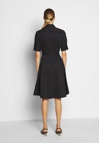 Lauren Ralph Lauren - DRESS - Abito a camicia - black - 2