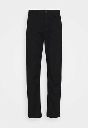 PIERCE - Pantalon classique - black