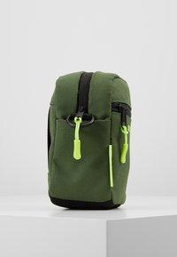 MSGM - Across body bag - army - 4