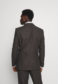 Shelby & Sons - CRANTON SUIT - Kostym - brown - 3