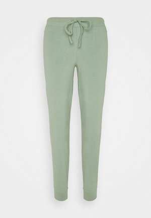 NIGHT TROUSERS ASTRID - Pyjamahousut/-shortsit - light dusty green