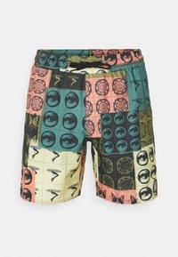 Volcom - TROPIC BLOTTER TRUNK 17 - Shorts - multicolor - 0