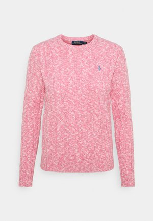 LONG SLEEVE - Pullover - pink ragg
