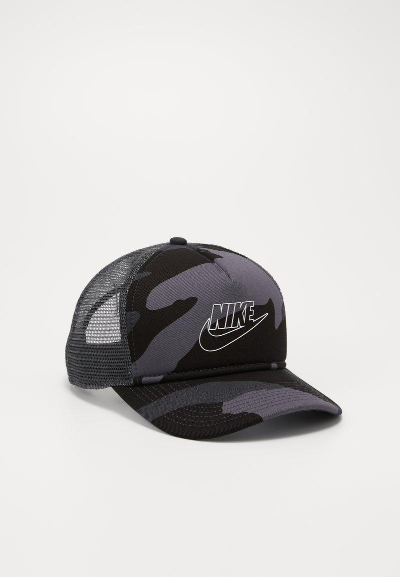 Nike Sportswear - CAMO TRUCKER - Casquette - dark grey