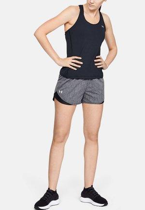 PLAY UP TWIST - Sports shorts - black