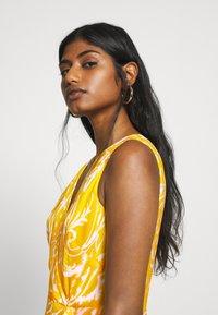 Lauren Ralph Lauren Petite - JABARI - Cocktail dress / Party dress - yellow - 3