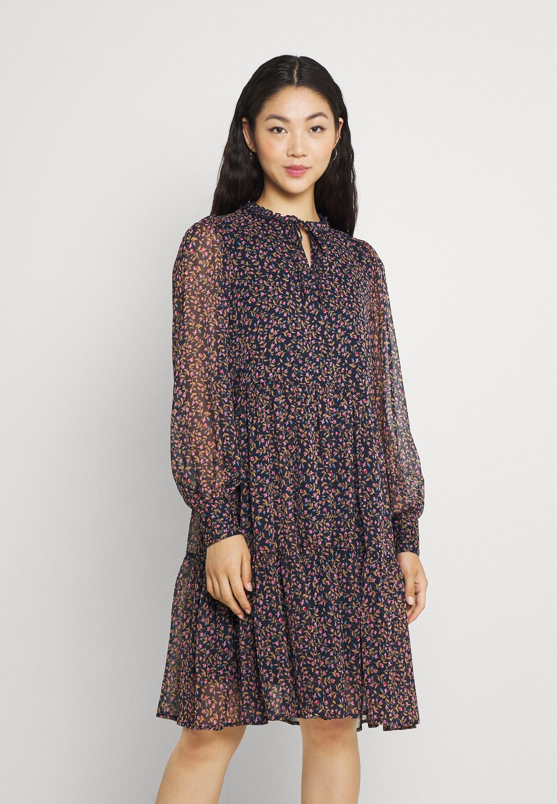 Mujer YASSELMIA DRESS  - Vestido informal