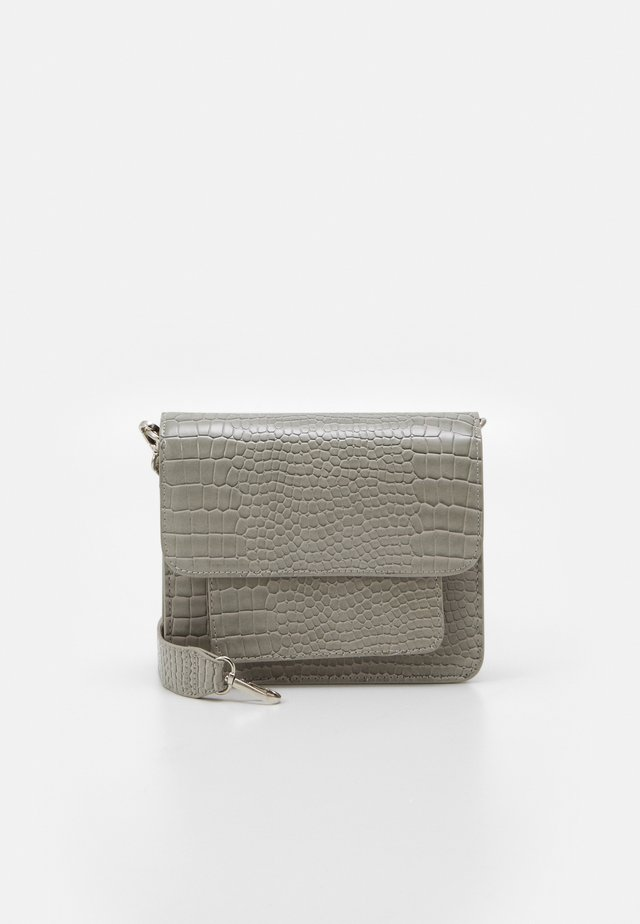 CAYMAN POCKET - Olkalaukku - light grey