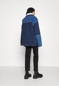 BDG Urban Outfitters - DYLAN DONKEY JACKET - Denim jacket - indigo - 2