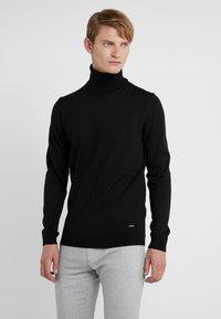 JOOP! - DONTE - Stickad tröja - black - 0