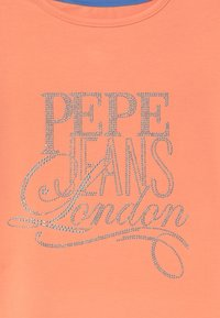 Pepe Jeans - AQUARIA - Print T-shirt - fresh orange