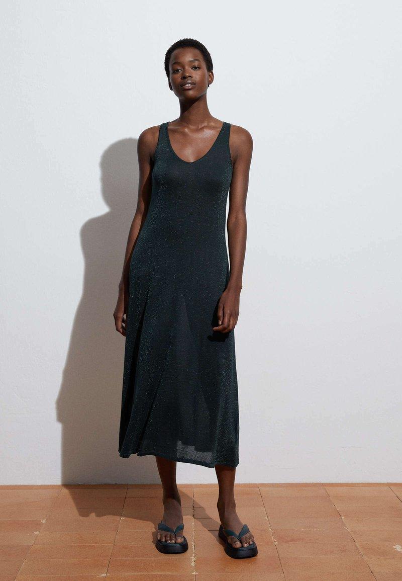 OYSHO - Jumper dress - dark grey