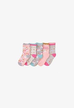 5 PACK SOCKS - Socks - multi coloured