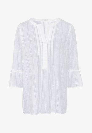 3/4-ARM - Blouse - weiss