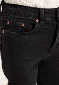 BDG Urban Outfitters - PAX - Džíny Straight Fit - black - 4