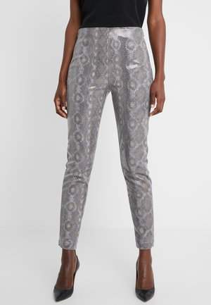 TROUSERS - Trousers - natural