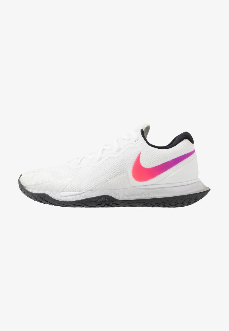 Nike Performance - AIR ZOOM VAPOR CAGE 4 - Multicourt tennis shoes - summit white/white/black/electro green