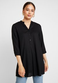 ONLY - ONLNEWFIRST TUNIC - Tunic - black - 0
