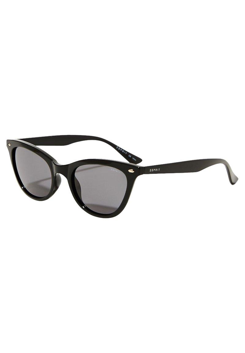 Esprit - SONNENBRILLE MIT SCHMALER CAT EYE-FORM - Sunglasses - black
