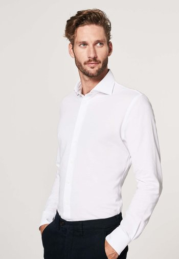 SLIM FIT - Shirt - wit