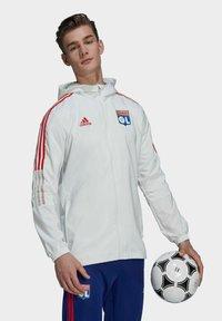 adidas Performance - Training jacket - white - 4