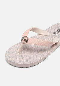 MICHAEL Michael Kors - ENDINE - T-bar sandals - barely pink - 4