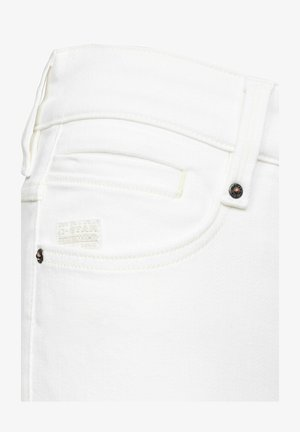 NOXER  - Straight leg jeans - white