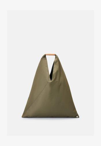 JAPANESE BAG CLASSIC - Tote bag - khaki