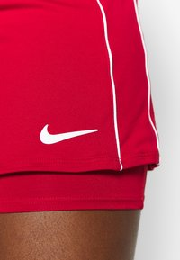 Nike Performance - DRY SKIRT - Sports skirt - gym red/white - 4