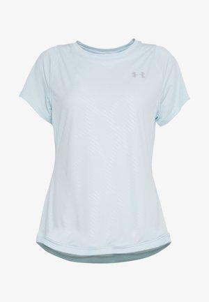 Print T-shirt - rift blue