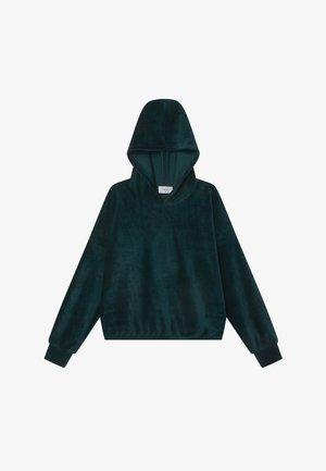 DEBORA HOODIS - Bluza z kapturem - green glow