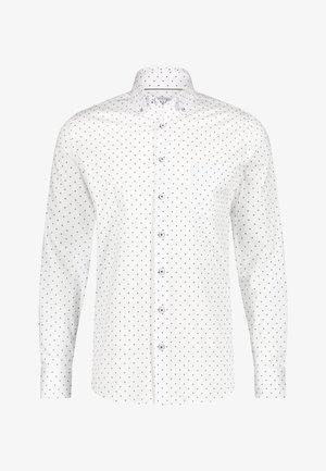 MODERN CLASSICS - Shirt - cobalt/white