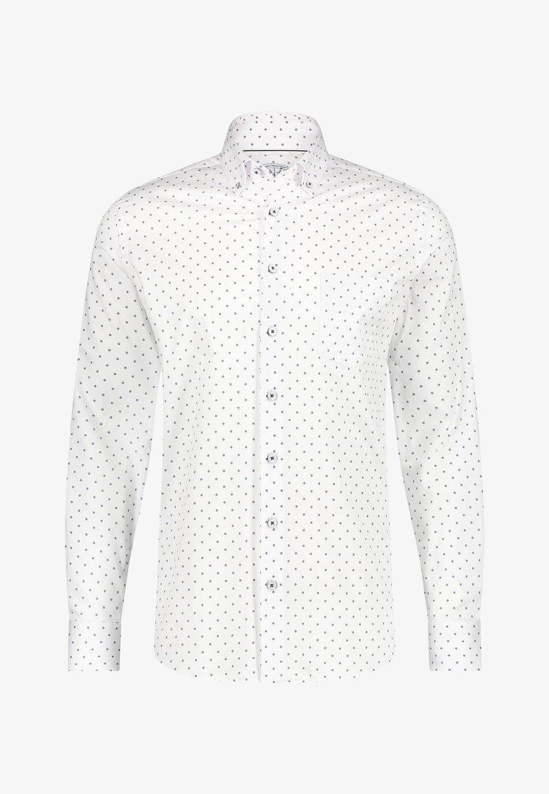 State of Art - MODERN CLASSICS - Shirt - cobalt/white