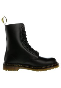 Dr. Martens - ORIGINALS 1490 10 EYE BOOT - Lace-up boots - black - 5