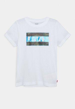 GRAPHIC TEE UNISEX - Print T-shirt - white