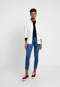 Cotton On - ULTRA HIGH SUPER STRETCH - Jeans Skinny Fit - berkley blue - 1