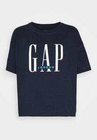 GAP - T-shirt z nadrukiem - navy - 4