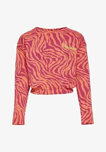 Sweatshirt - beetroot purple