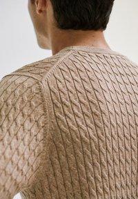 Massimo Dutti - Sweater - nude - 4